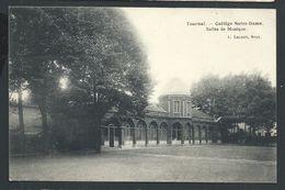 +++ CPA - TOURNAI - Collège N-D - Salles De Musique   // - Tournai