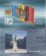 TARJETA TELEFONICA DE MOLDAVIA. 04.99 TIRADA 101000 (009) - Moldova