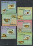 O61. MNH Mozambique Nature Animals Prehistoric Animals - Prehistorics