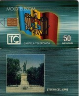 TARJETA TELEFONICA DE MOLDAVIA. 0505 Xxxxxx  8ª EMISION  (011) - Moldova