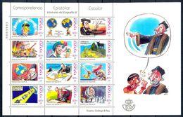 A124- History Of Spain 2001. Espana. Cartoon. Music. Animals. Space. - 1931-Today: 2nd Rep - ... Juan Carlos I