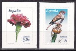 2006, Spanien,4100+03, Freimarke: Flora Und Fauna.  MNH ** - 1931-Today: 2nd Rep - ... Juan Carlos I