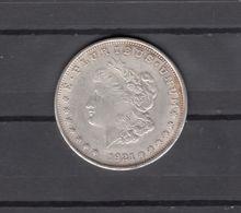 USA 1921 1 Dollar Morgan Dollar Forgery - United States