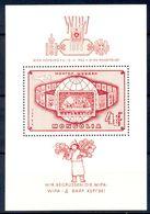 A133- Monogolia 1965. Stamp On Stamp. WPIA Stamp Exhibition. - Philatelic Exhibitions