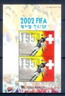A142- Korea 2001 FIFA World Cup. - World Cup