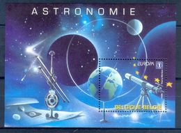 A144- Belgium 2009 Astronomy EUROPA. - European Community