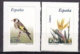 2006, Spanien, 4116/17, Freimarken: Flora Und Fauna. MNH ** - 1931-Today: 2nd Rep - ... Juan Carlos I