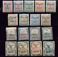 Iran * - Service N°  41 à 57 - Iran