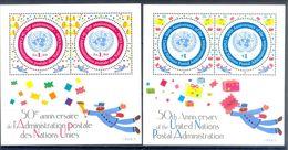 A162- UNO. U.N. 50th Anniversary Of United Nation. - UNO