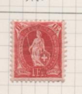 SUISSE VIEUX TIMBRE  VOIR LE SCAN - Unused Stamps