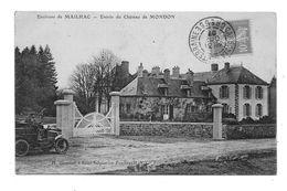 PF4093 - 87 Mailhac - Entrée Du Château De Mondon - Other Municipalities