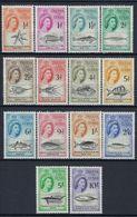 Colonie Anglaise, Tristan Da Cunha, N° 28 à 41 ** TB ( Thématique Poisson / Fish ) - Tristan Da Cunha