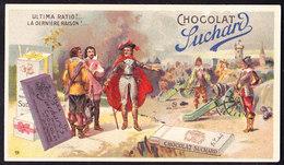 CHROMO Chocolat SUCHARD Mots Célèbres Expressions   Serie 153 - Suchard