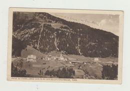 PIEVE DI LIVINALLONGO COL DI LANA (BELLUNO) - CARTOLINA VIAGGIATA VERSO MILANO 1920 - ITALY POSTCARD - Belluno