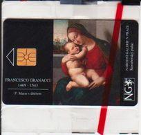 Mint Czech Complimentary A9. Virgin Mary With A Baby - Tschechische Rep.