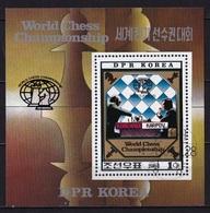 N. Corea 1980 World Chess Championship Korchnoi - Karpov Block - Schaken