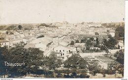54) THIAUCOURT - Carte Photo Allemande - (mars 1918) 1.WK - WW1 (//) - Francia