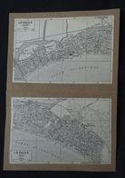 Plan Ancien De La Baule, ( Loire-Atlantique ), Datant De 1962. - Cartes Géographiques