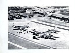 Carte Aeroport Zurich DC 4 - Aérodromes