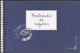 """France 2003 : Carnet """"Portraits De Régions - La France à Vivre"""" - Neuf En Superbe état. - Booklets"""