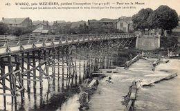 Warcq Pendant L'occupation - Francia