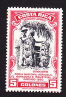 Costa Rica, Scott #C209, Mint Hinged, Bananas, Issued 1950 - Costa Rica