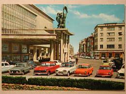 NSU Sport Prinz, BMW 700, Citroen Ami 6, Opel Kapitän, Peugeot 404, Porsche 356, Citroen DS, Oostende - Voitures De Tourisme