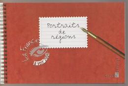 """France 2004 : Carnet """"Portraits De Régions - La France à Vivre"""" - Neuf En Superbe état. - Booklets"""