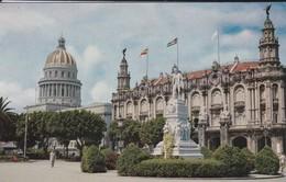 CUBA----PARQUE CENTRAL HABANA  --voir 2 Scans - Cuba