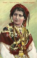 Portugal, Viana Do Castelo, Costumes Portuguezes, Necklace (1910s) Postcard (1) - Other