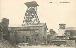 A 18 - 116 - DENAIN - LA FOSSE L'ENCLOS - CACHEUX ED. - MINES DE CHARBON - - Denain
