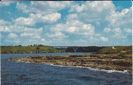 CUBA----PUENTE CANIMAR--( Canimar Bridge )( Matanzas Cuba )--voir 2 Scans - Cuba