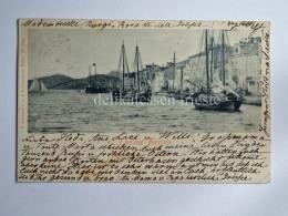 LUSSINPICCOLO Lussino Mali Lošinj Dalmazia Croazia Croatia AK Vecchia Cartolina - Croacia