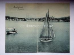 LUSSINPICCOLO Lussino Mali Lošinj Dalmazia Croazia Croatia AK Vecchia Cartolina APRIBILE - Croacia