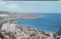 CUBA----PLAYA DE JIBACOA--( Jibacoa Beach )( Matanzas Cuba )--voir 2 Scans - Cuba