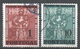Portugal 1965. Scott #945-6 (U) Ferdinand I, Duke Of Braganza - 1910-... République