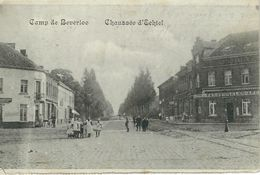 Camp De BEVERLOO : Chaussée D'Echtel - Cachet De La Poste 1919 - Leopoldsburg (Kamp Van Beverloo)