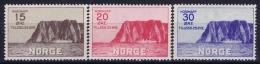 Norway: Mi  159 - 161 MH/* Flz/ Charniere   1930 - Norvège