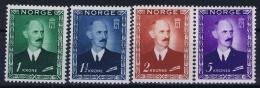 Norway: Mi  315 - 318 Postfrisch/neuf Sans Charniere /MNH/**   1946 - Norwegen