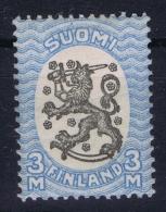 Finland: Mi 91 A  MH/* Flz/ Charniere 1917 - Nuovi
