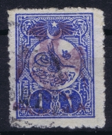 Albania Mi 7  Obl./Gestempelt/used  1913 - Albanien