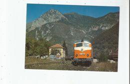 VIEVOLA (TENDE 06) GARE 10 LA CC 80001 EN SEPTEMBRE 1978 - Frankreich