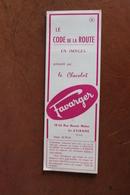 CHOCOLAT  FAVARGER          LE  CODE  DE  LA ROUTE      7   PHOTOS - Chocolat