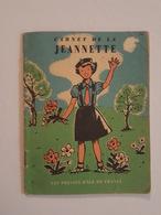 1954 Carnet De La Jeannette De Geneviève Bauer De Brienne La Vieille - Scoutisme
