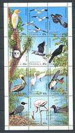 219 DOMINIQUE 1995 - Yvert 1741/52 - OIseau - Neuf ** (MNH) Sans Charniere - Dominica (1978-...)