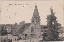 60  Liancourt L'eglise - Liancourt