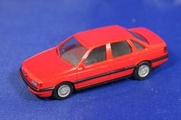 HERPA VW Passat GL In Rot 1/87 OVP - Road Vehicles