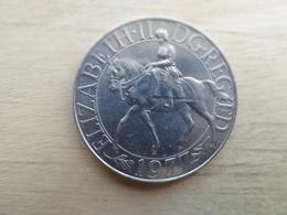 Grande-bretagne  25 New Pence Jubilee  1977  Km 920 - 1971-… : Monedas Decimales