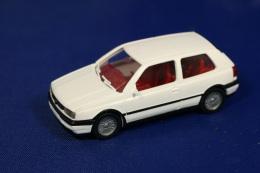 WIKING VW Golf GTI In Weiß 1/87 OVP - Road Vehicles