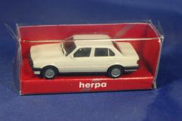 HERPA 1/87 BMW 325 I  In Weiß OVP - Road Vehicles